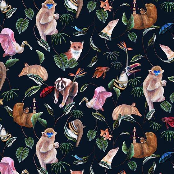 bohemian wallpaper pattern