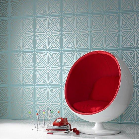 Modern metallic wallpapers from graham brown colourful for Wallpaper viva home