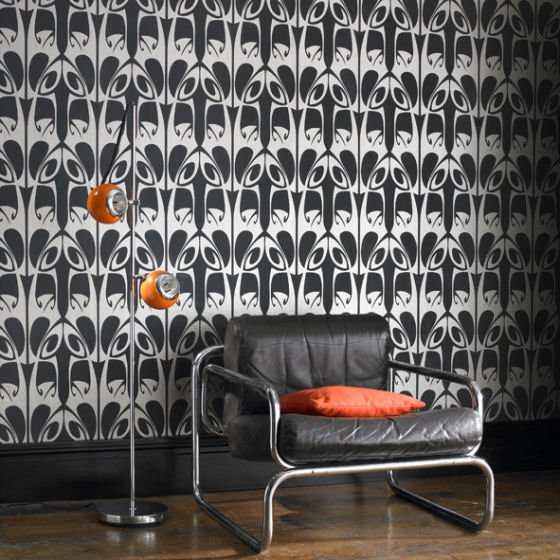 Modern Metallic Wallpapers From Graham Brown O Colourful Beautiful
