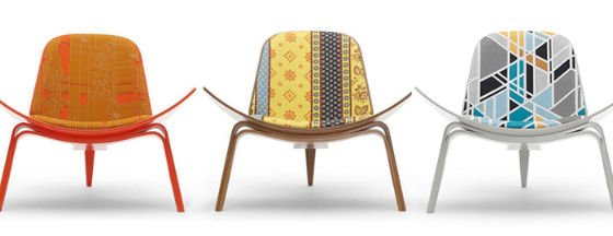 Fabulous At Fifty The Shell Chair Project Colourful Beautiful Things
