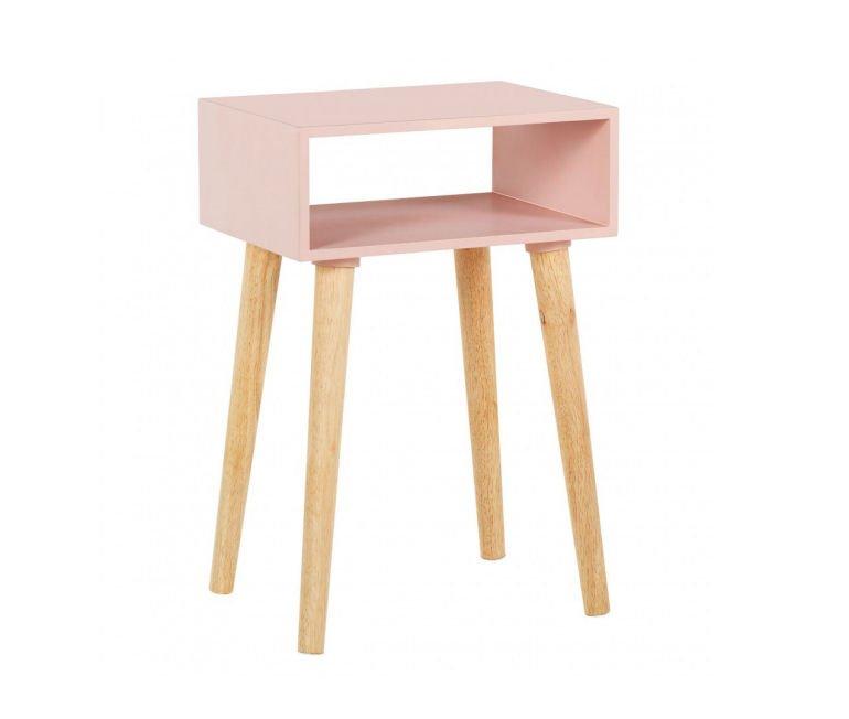 Habitat Cato Side Table with storage shelf