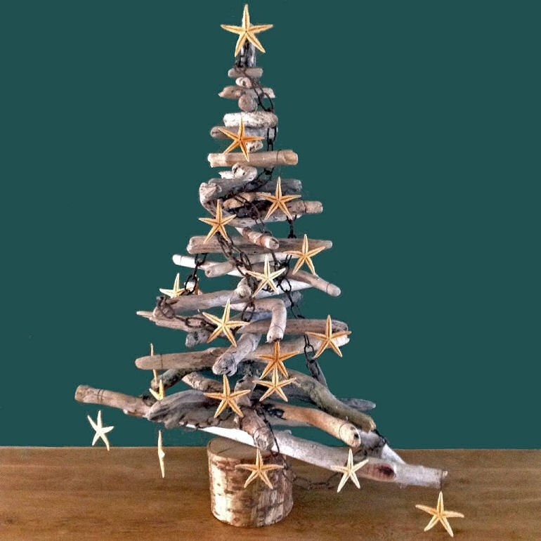 Driftwood Alternative Christmas Tree from Not on The High Street