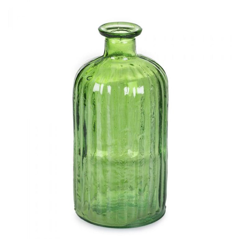 Green Glass Bottle Vase from The National Trust Online Shop
