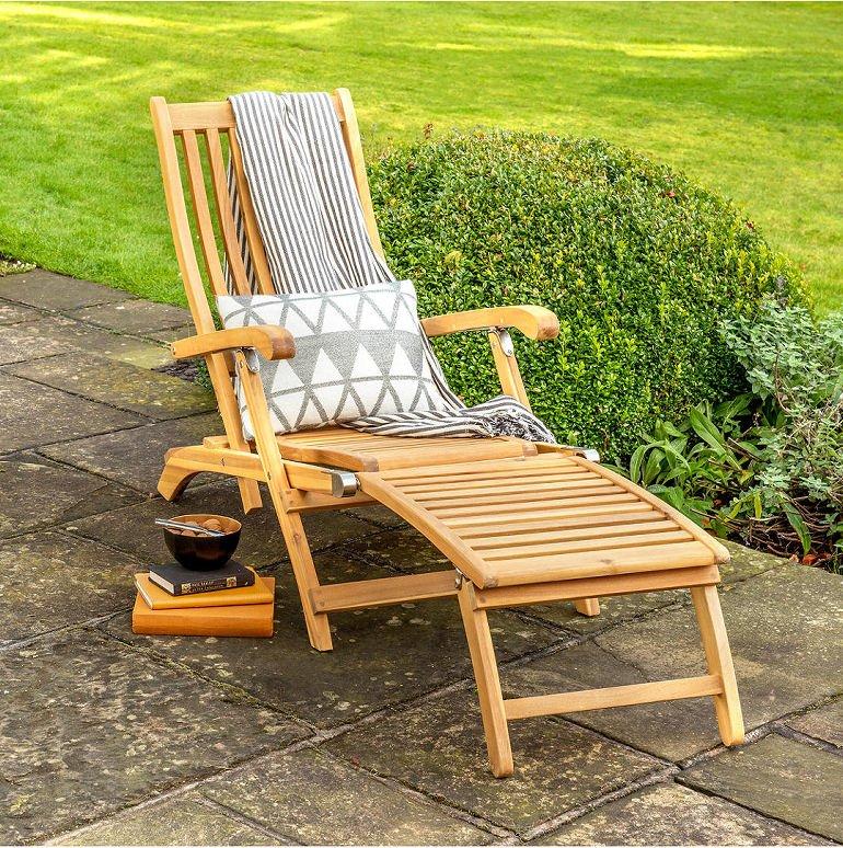 Kettler RHS Chelsea Garden Steamer Chair
