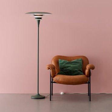 Scandinavian Diablo Floor Lamp from Nordic Nest