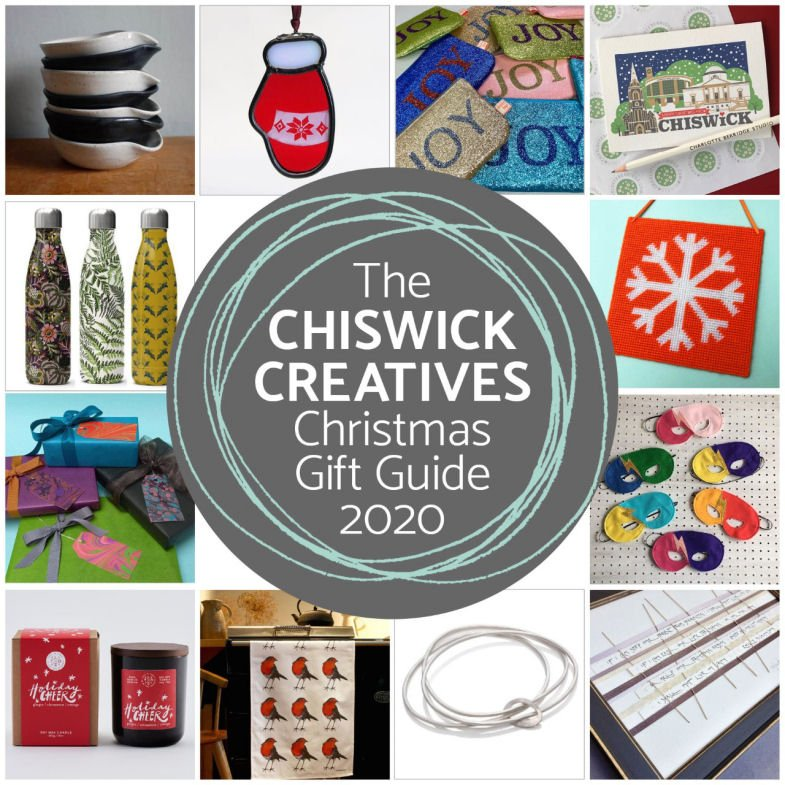 Chiswick Creatives Crhistmas Gift Guide 2020 uniqe handmade Gift ideas