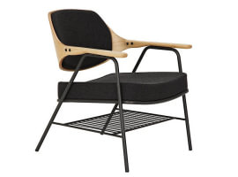 Finn Lounge Chair by Oliver Hrubiak for John Lewis