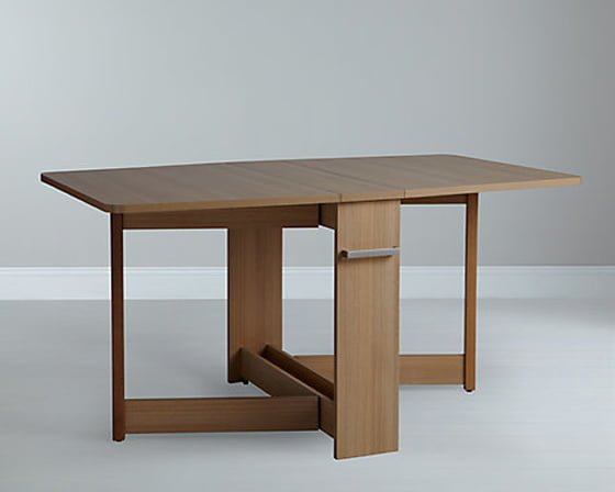 Top 10 contemporary dining tables for small spaces  : 2321930711 from www.colourfulbeautifulthings.co.uk size 560 x 448 jpeg 97kB
