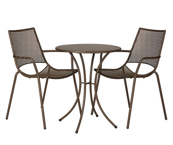 John Lewis Arla Mesh bistro set for small spaces