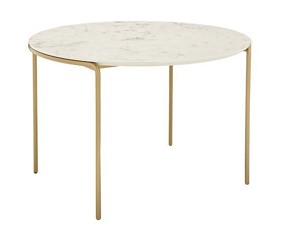 Esempio marble effect coffee table by John Lewis & Partners
