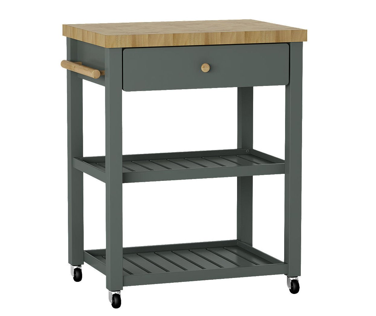 Croft Collection Butchers Trolley with wheels from John Lewis & Partners