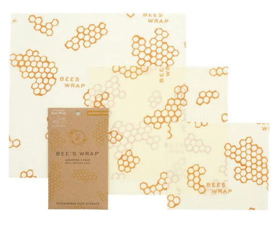 John Lewis - Bee's Wrap reusable food wrapping sheets