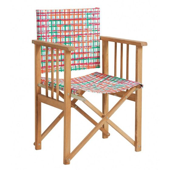 Colourful garden furniture • Colourful Beautiful Things