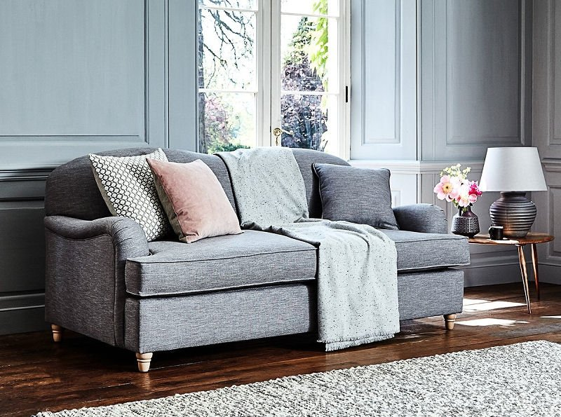 Top 10 best contemporary sofas for small spaces - Best sectionals for small spaces ...