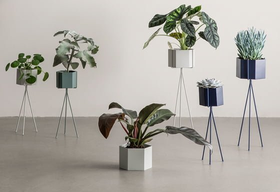 ferm living plant stands and boxes colourful beautiful things. Black Bedroom Furniture Sets. Home Design Ideas