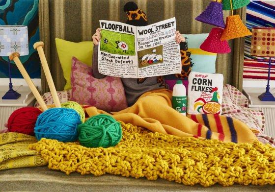 Wool BnB for Wool Week UK 2016