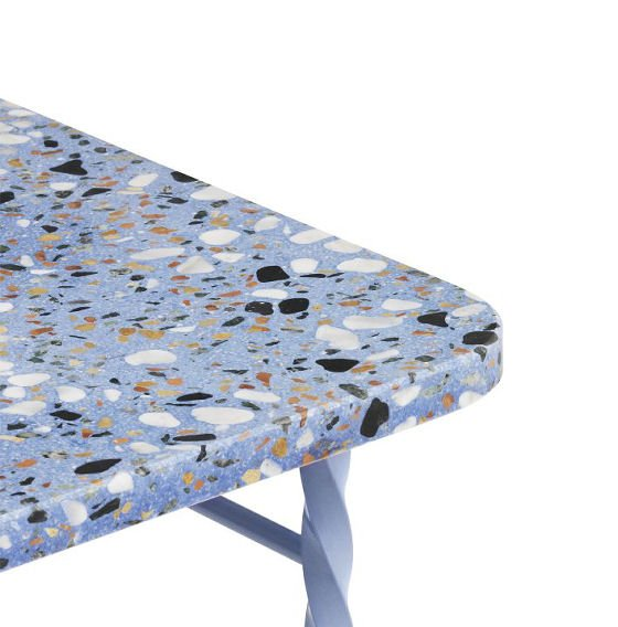 Blue Terrazzo Terra Table, Normann Copenhagen