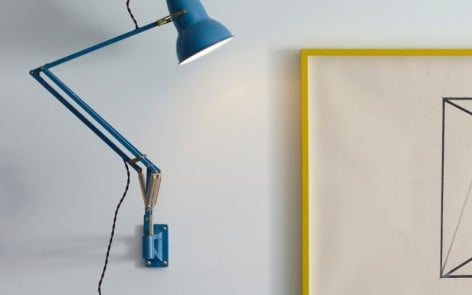 Anglepoise Brass Collection Wall Mounted Lamp