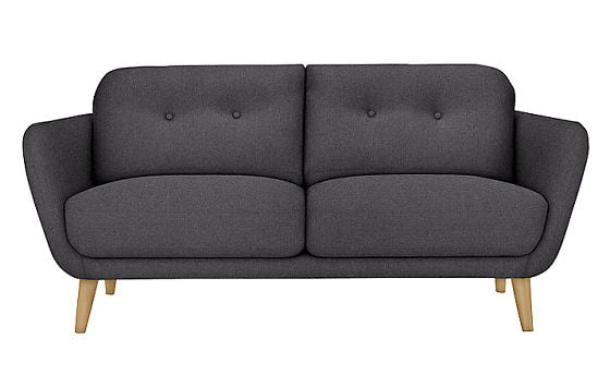 John Lewis & Partners compact Arlo Sofa for small spaces