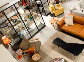 Atomic Interiors showroom