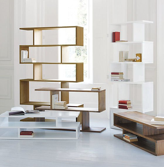 Use Content by Conran Balance Units as storage solutions for small spaces