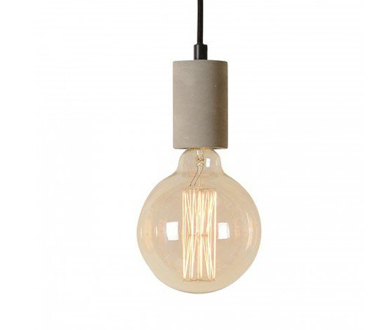 Bristol Concrete Pendant Light by Heal's