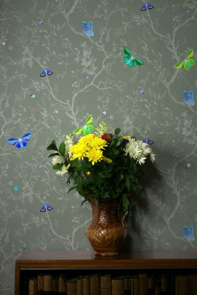 New Wallpaper Designs From Timorous Beasties Colourful
