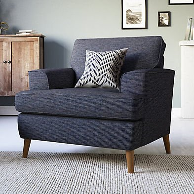Copenhagen contemporary armchairs from Marks and Spencer