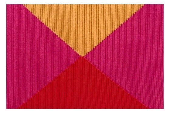 Crossing Wool Blanket Clippings