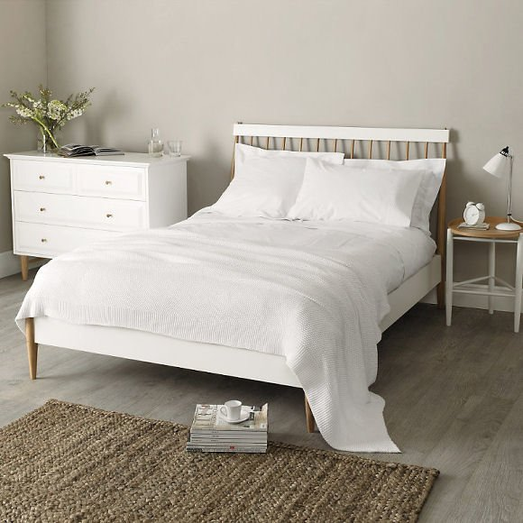bedroom furniture by ercol for the white company colourful