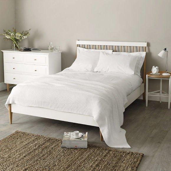 Ercol Devon bedroom furniture for The White Company • Colourful ...