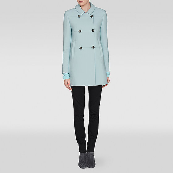 Delia Coat full length