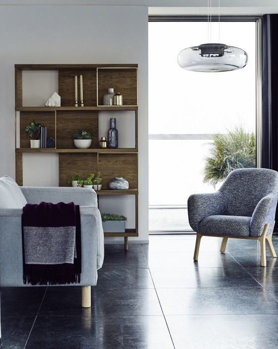 Furniture from John Lewis Design Project in contemporary room setting