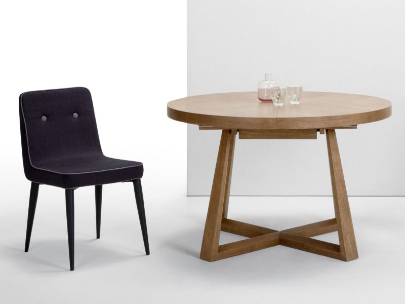 Top 10 contemporary dining tables for small spaces for Best dining tables for small spaces