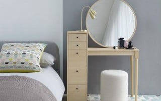 Emil Dressing Table feature image