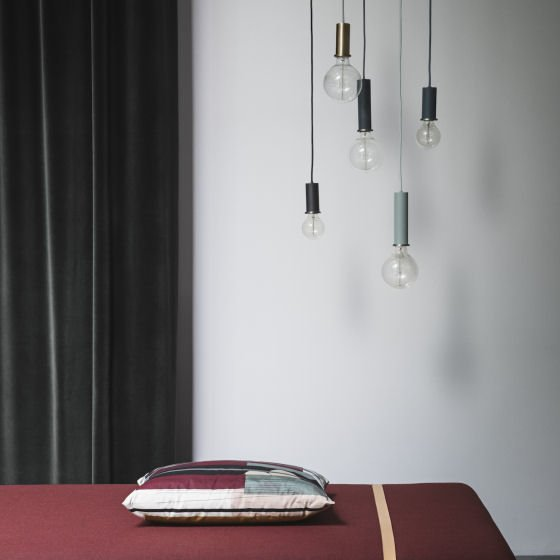 Ferm Living Collect Lighting sockets in group with bare bulbs