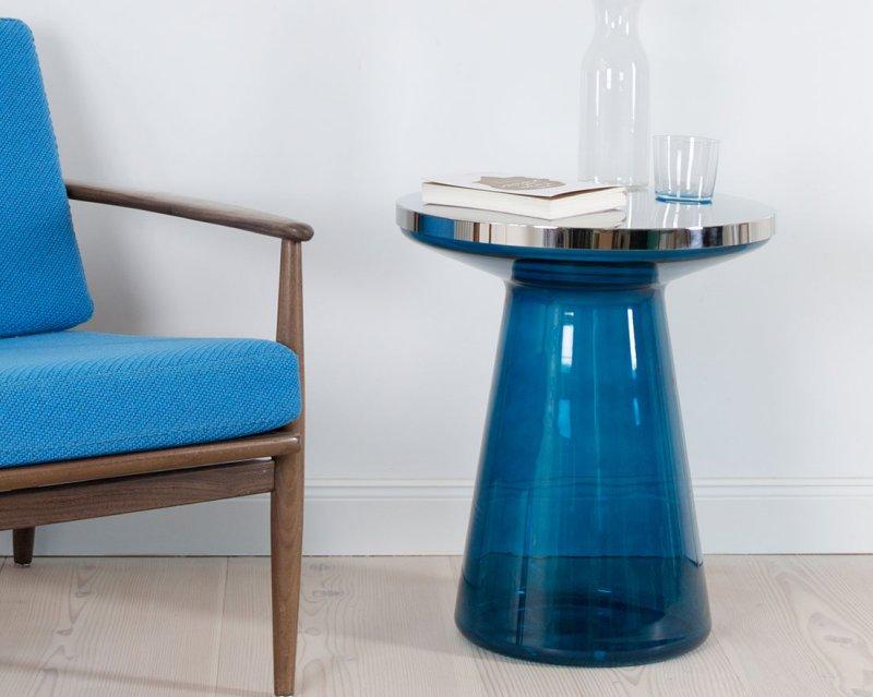 The Glass U0026 Metallic Figure Side Table By Teo U2022 Colourful Beautiful  Things