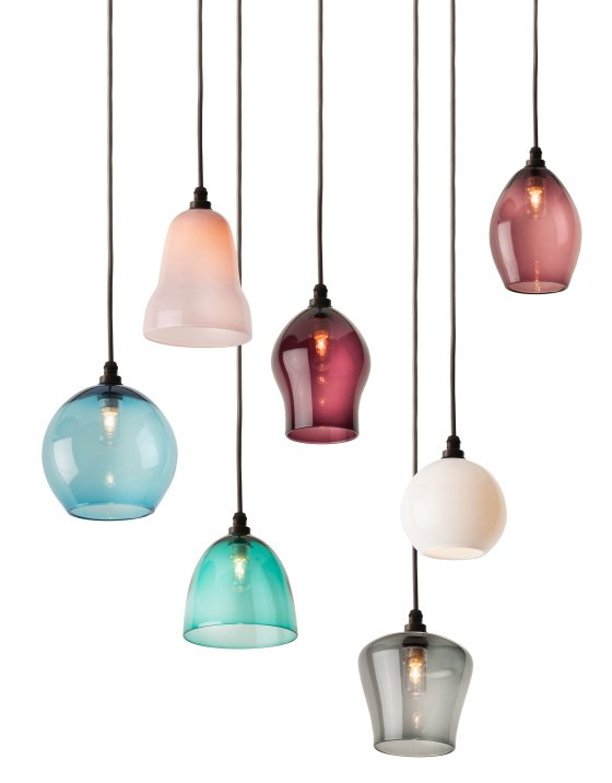 New Curiousa Amp Curiousa Bathroom Lights In Hand Blown