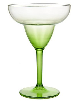 John Lewis Botanical Brights Edit La Selva Margarita Glass