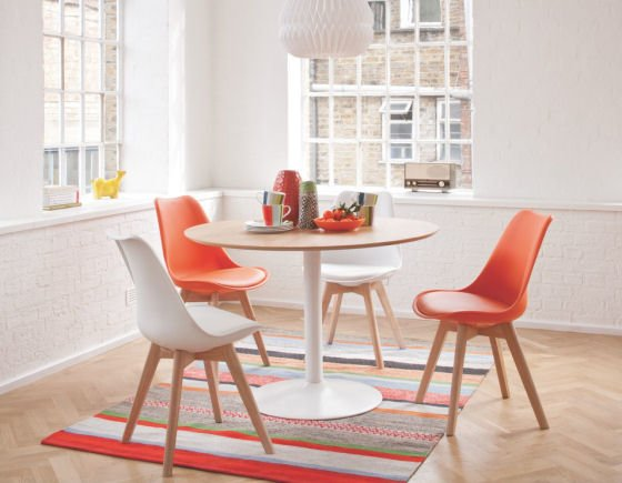 top 10 contemporary dining tables for small spaces colourful