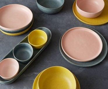 Habitat Nona tableware collection