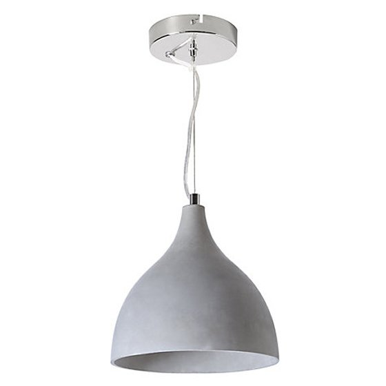 Parry Concrete Pendant Light