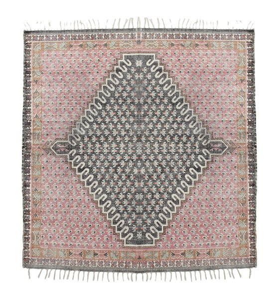 Poppy Field Rug By French Connection Home Colourful