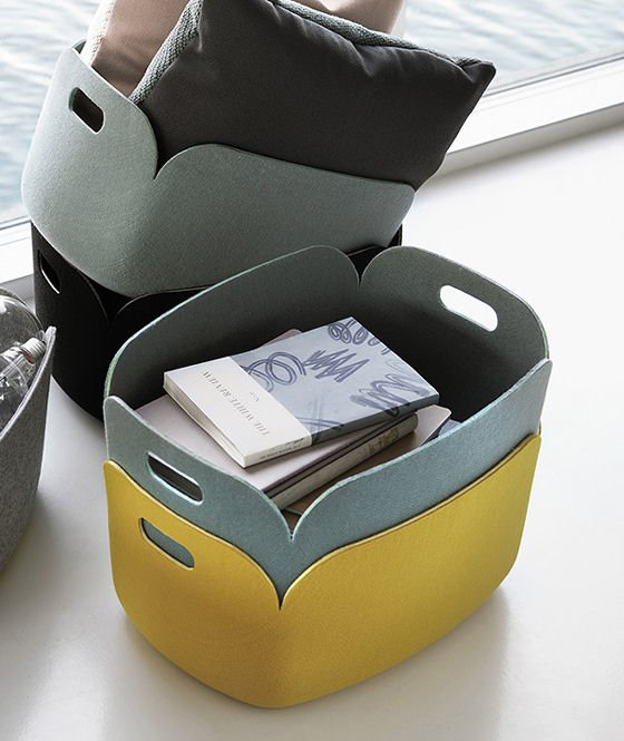 Muuto Restore Storage Baskets from Heal's