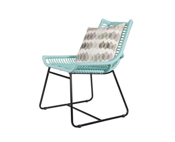 Stylish-Wicker-Blue-Chairs