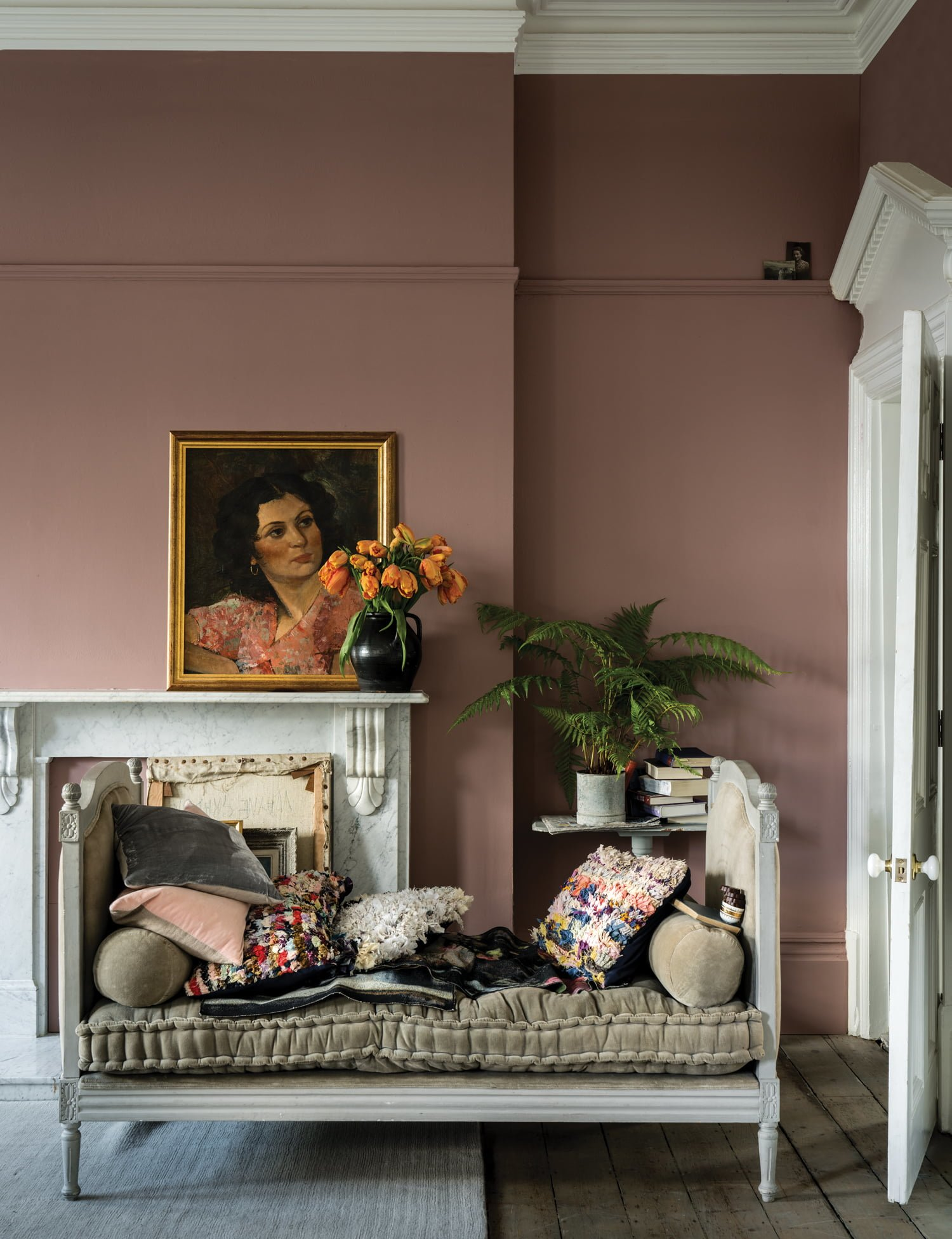 New Farrow & Ball paint colours 2018, Sulking Room Pink