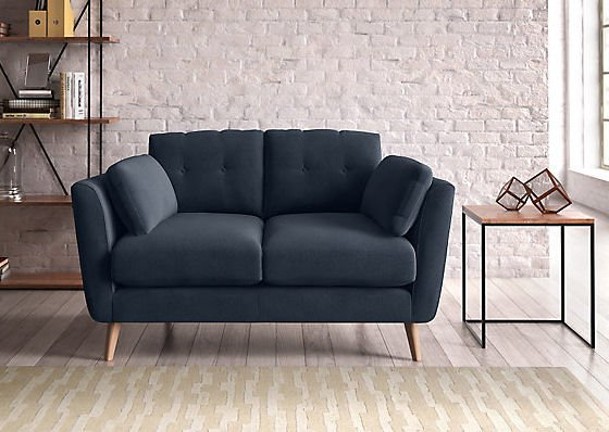 M&S LOFT range Fynn compact sofa for small spaces