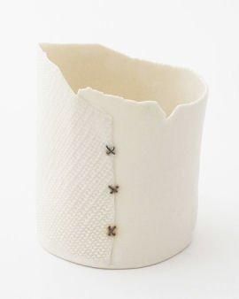 Tealight 3 cross stitches