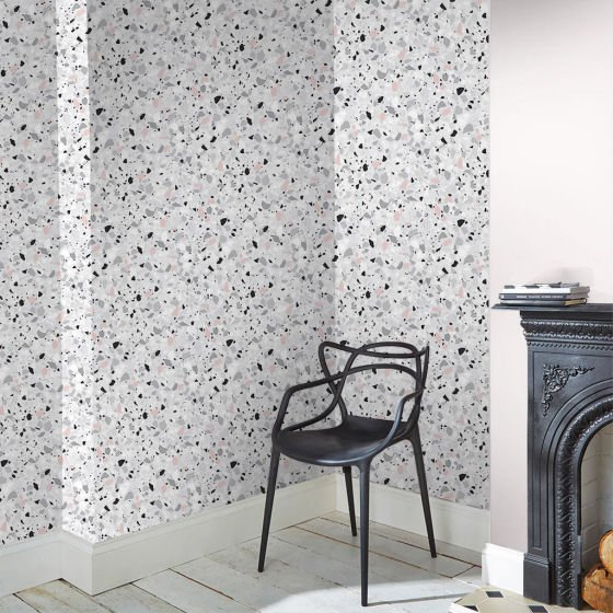 Terrazzo Wallpaper from Graham and Brown