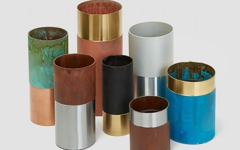 True Colour Vases by &Tradition